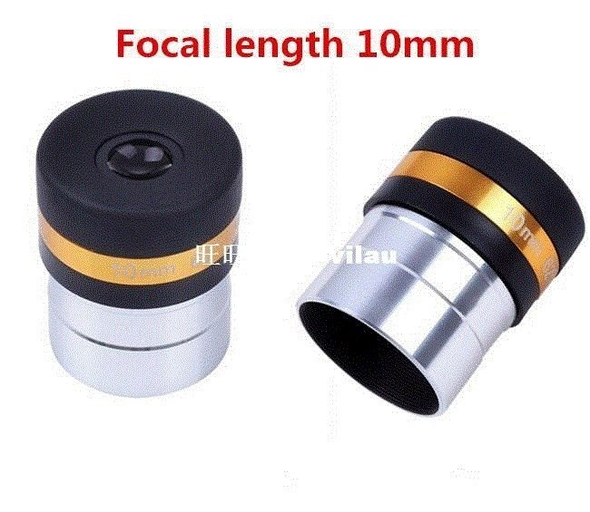 New 1.25* 31.7mm Wide Angle 62-Deg Telescope Eyepiece Lens