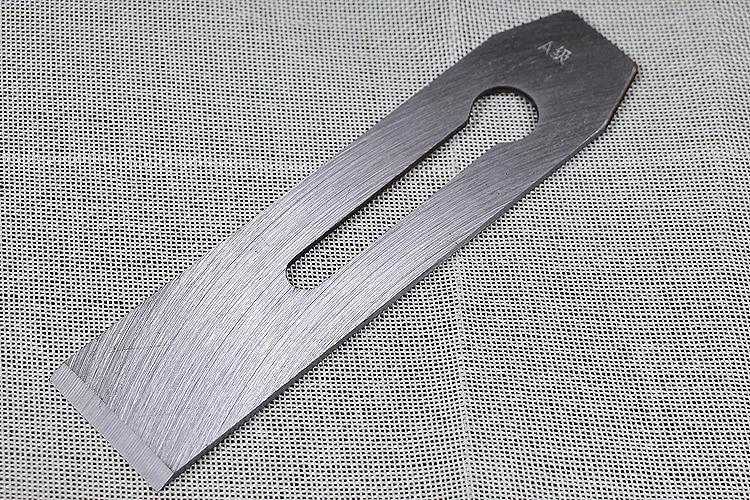 上海金兔刨刀 木工刨铁 木工刨刀 刨刃 贴钢刨刃高速焊缝钢刀