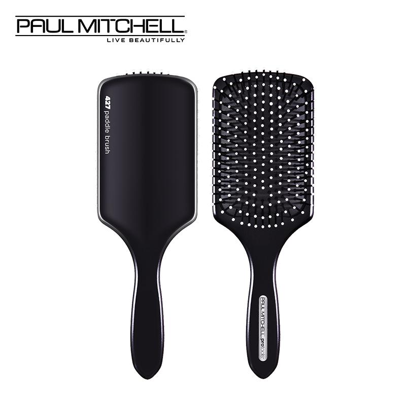 宝美奇梳子paul mitchell427气垫按摩梳大s小S同款梳子卷发气囊梳