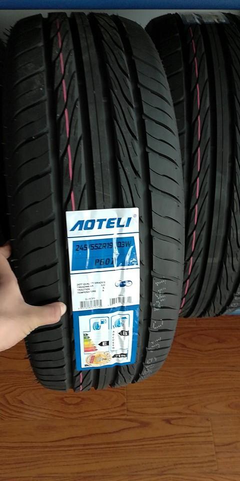 全新汽车轮胎245/55R19轮胎 适配丰田锐界汉兰达 2455519轮胎
