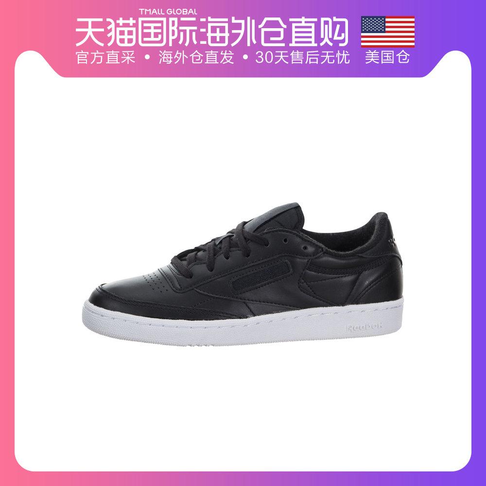 美国直邮Reebok Club C 85 锐步女鞋 低帮复古休闲板鞋 时尚运动