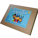 Children's gift American tansoworks small Galileo science experiment set toy stem course