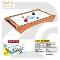 Table hockey table game table 3022A indoor competitive game console parent-child interactive toy charged