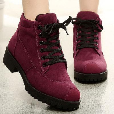 冬款加绒休闲女鞋老北京布鞋女中年妈妈棉鞋防滑软底加厚保暖高帮