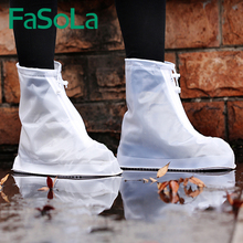 FaSoLa waterproof shoes, rainshoes, waterproof plastic sleeves