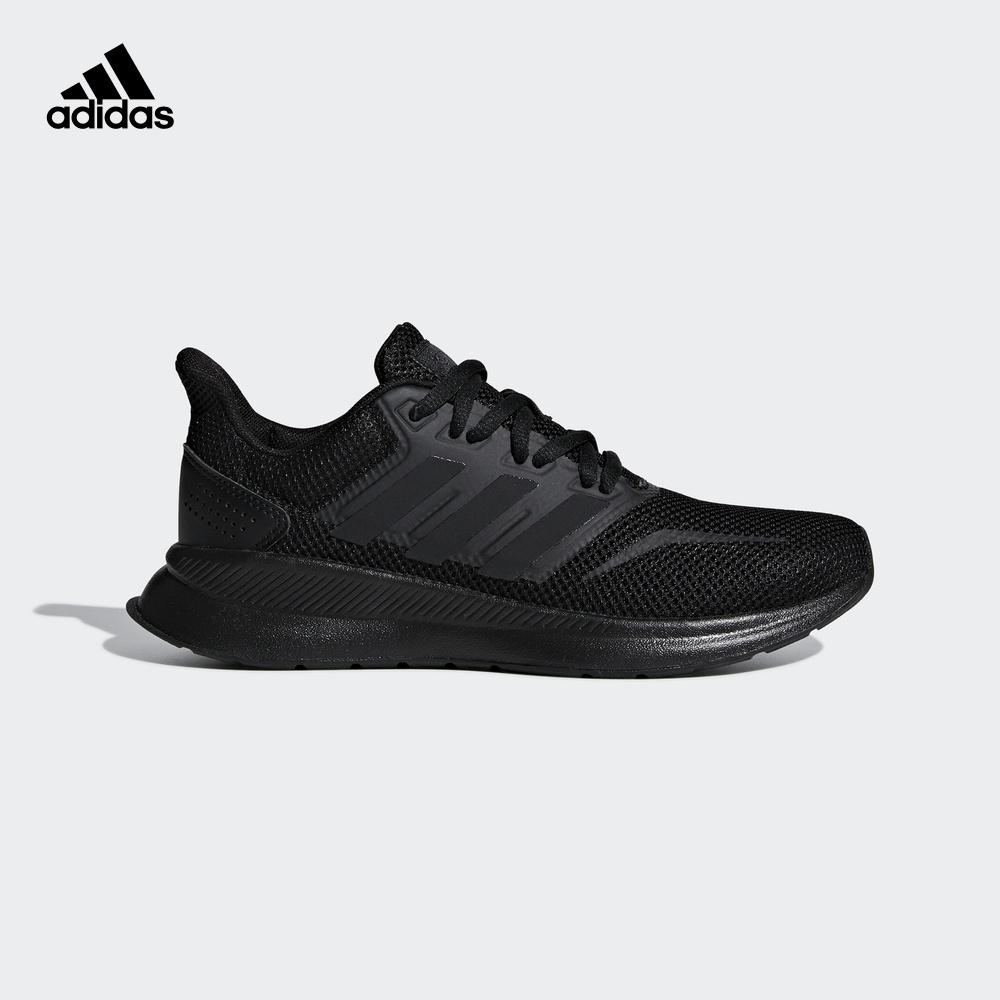 阿迪达斯官方 adidas RUNFALCON K 跑步 小童 儿童鞋 F36549