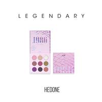 HEDONE1986眼影盘西游记紫粼波光玖色眼影珠光偏光色闪亮少女系