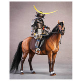 JXK official authentic 1/12 ratio Germany Hanover warm blood horse mount horse model hand home decoration