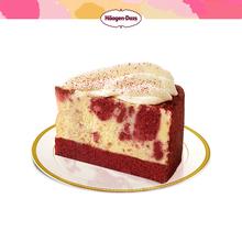 哈根达斯芝士蛋糕红丝绒芝士蛋糕单片二维码