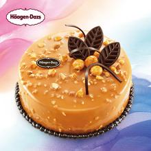 哈根达斯 秋季新品 酸奶蛋糕冰淇淋 夏果仁甜梦1.1千克 二维码