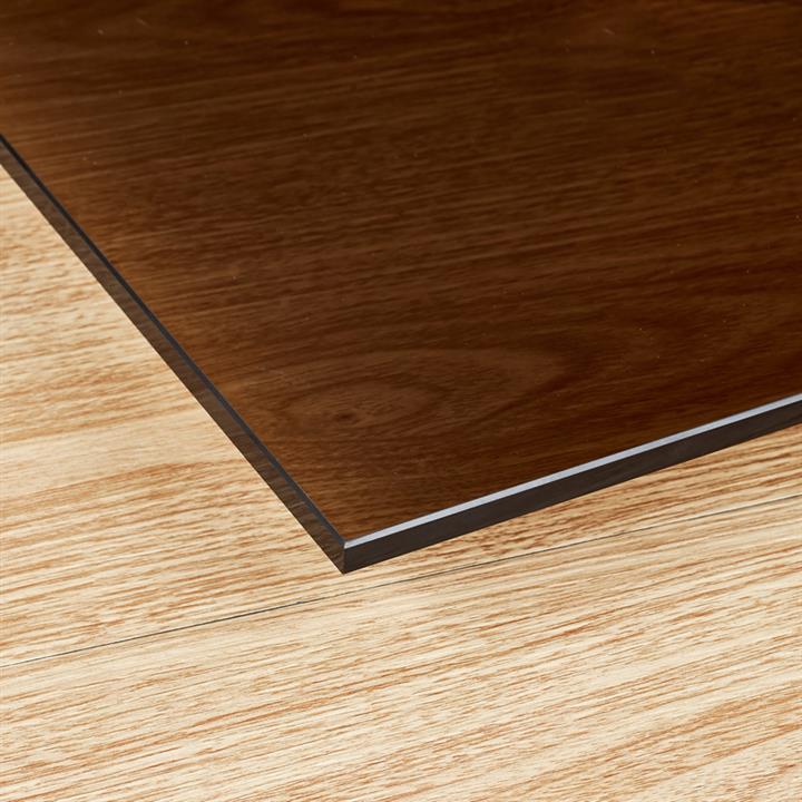 台面圆长方形异形定制钢化玻璃定做餐桌茶几书桌玻璃桌面垫板
