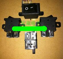 KCD1-104 原裝創維液晶電視船型開關 RS601D帶固定孔電源出口開關
