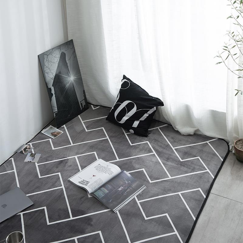 出租屋改造小家具地毯屋用简约房小百货卧室间家用装饰寝室