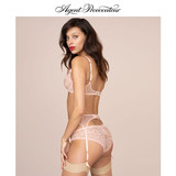 Agent Provocateur HINDA big inner secret garter AP lace sexy female summer new style
