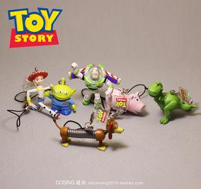 正版散货 正品 玩具总动员 巴斯光年 胡迪 恐龙 手办玩偶模型挂件