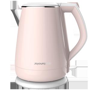 九阳电热水壶家用烧水壶自动断电大容量保温开水壶热水壶电水壶