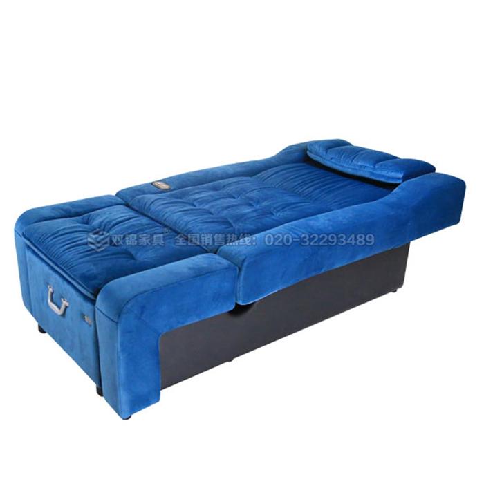 电动足疗足浴沙发美甲店沙发可躺椅单人美容洗脚桑拿水疗按摩床
