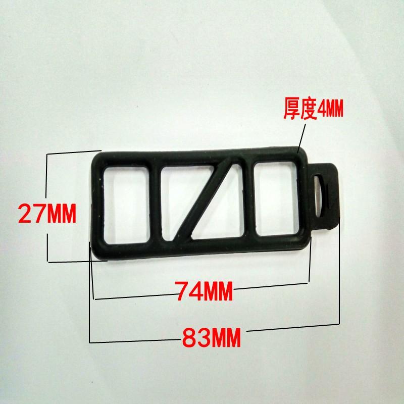 后视镜行车记录仪固定绷带绑带 硅胶带 橡胶条 线扣 卡扣 橡皮筋