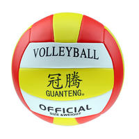 Genuine inflatable soft beach volleyball No. 5 high school entrance examination student competition soft row children adult men and women training ball