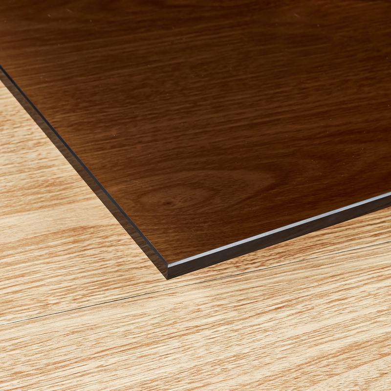 台面圆长方形异形定制茶几书桌玻璃桌面垫板钢化玻璃定做餐桌