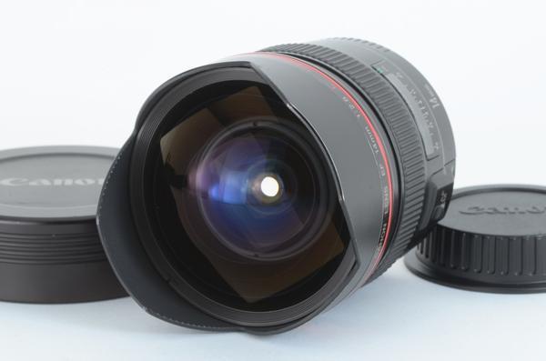 日本直邮 佳能 EF 14mm f2.8L USM 广角定焦红圈单反镜头 11219