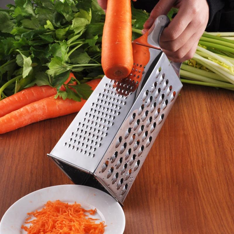加厚不锈钢刨丝器刨拉丝器多功能刨四面刨六面多用刨片土豆切丝器