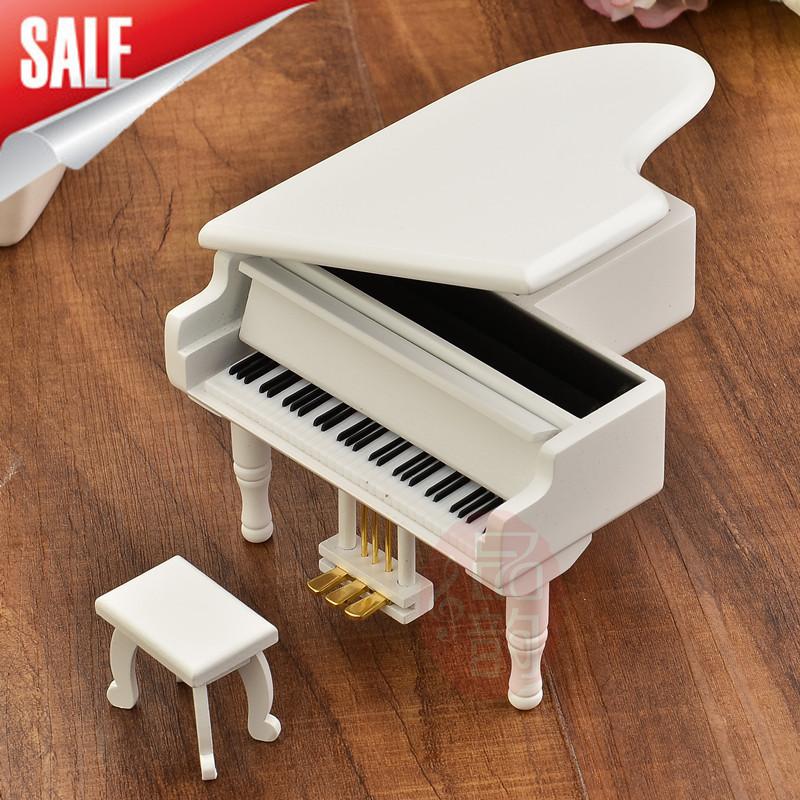 三角钢琴音乐盒