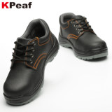 Insulated shoes high cotton head layer cattle cattle snow safety shoes labor insurance anti-smashing shoes slip non-slip wear-resistant steel baotou comfort