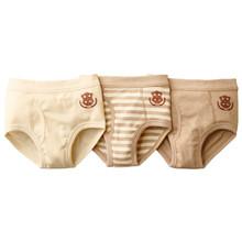现货 短裤 2014秋装 3件组 男童有机棉三角内裤 nissen童装