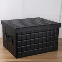 收纳箱大号 汽车后备箱储物箱特大号装书放衣服的箱子床底整理箱
