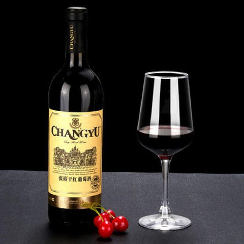 套装红酒杯子醒酒器杯架家用无铅水晶高脚杯葡萄酒杯只装红酒杯套