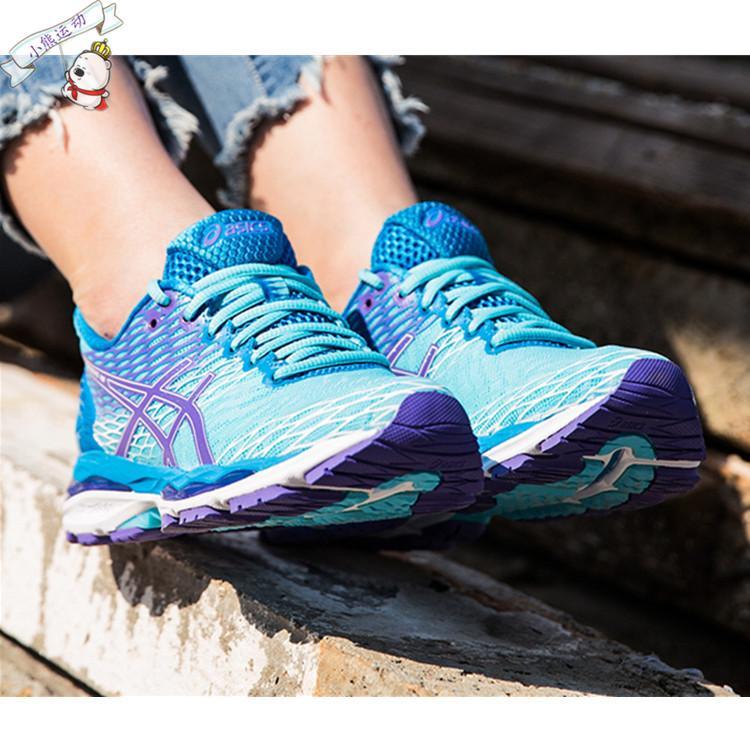亚瑟士 ASICS GEL-NIMBUS 18 T651N-4035 女鞋 缓冲跑步鞋