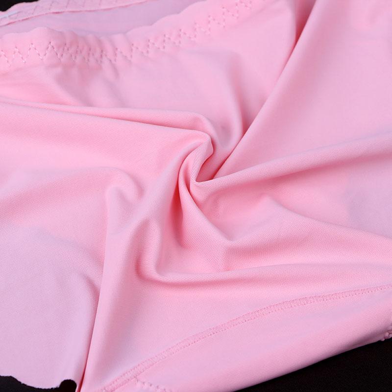 女士内裤冰丝无痕一片式中低腰性感三角裤隐形超薄款透气卫生短裤