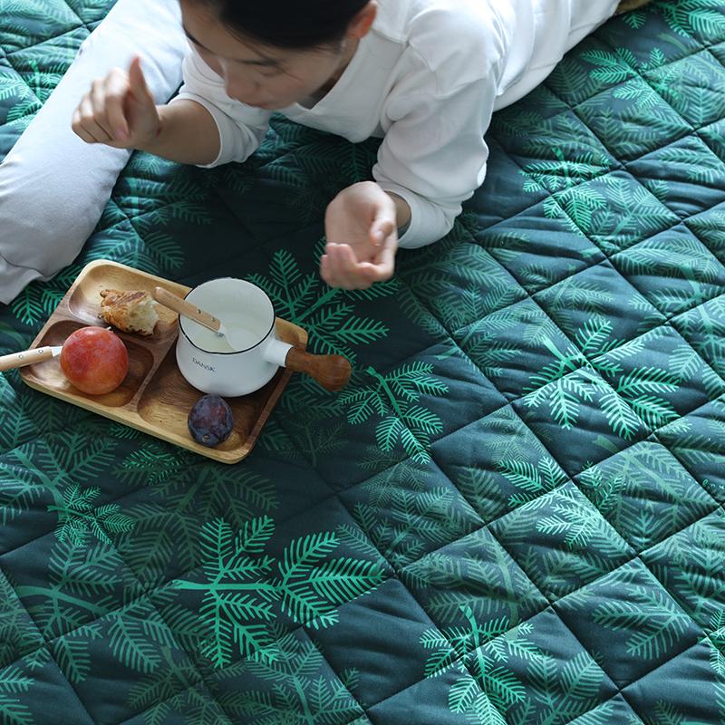 绗缝榻榻米地垫
