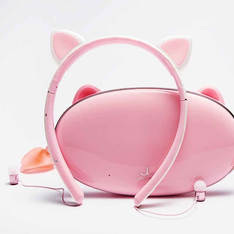 创意二次元精灵公主猫仙女耳朵cosply耳塞耳机入耳式动漫周边道具