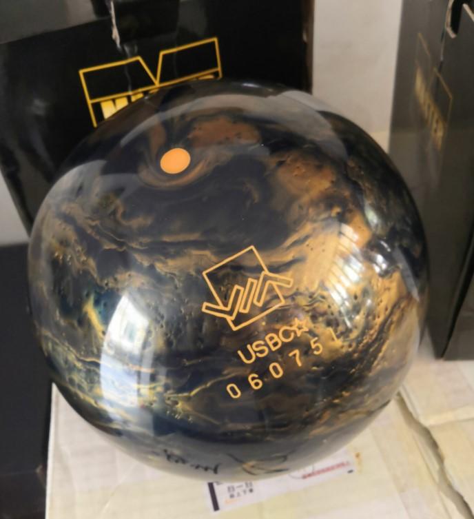 """BEL保龄球用品 有美国USBC认证VIA品牌 """"ZEUS宙斯"""" 专用保龄球"""