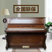 原装进口初学者立式二手钢琴英昌韩国高端系列近代音色好U121FBX