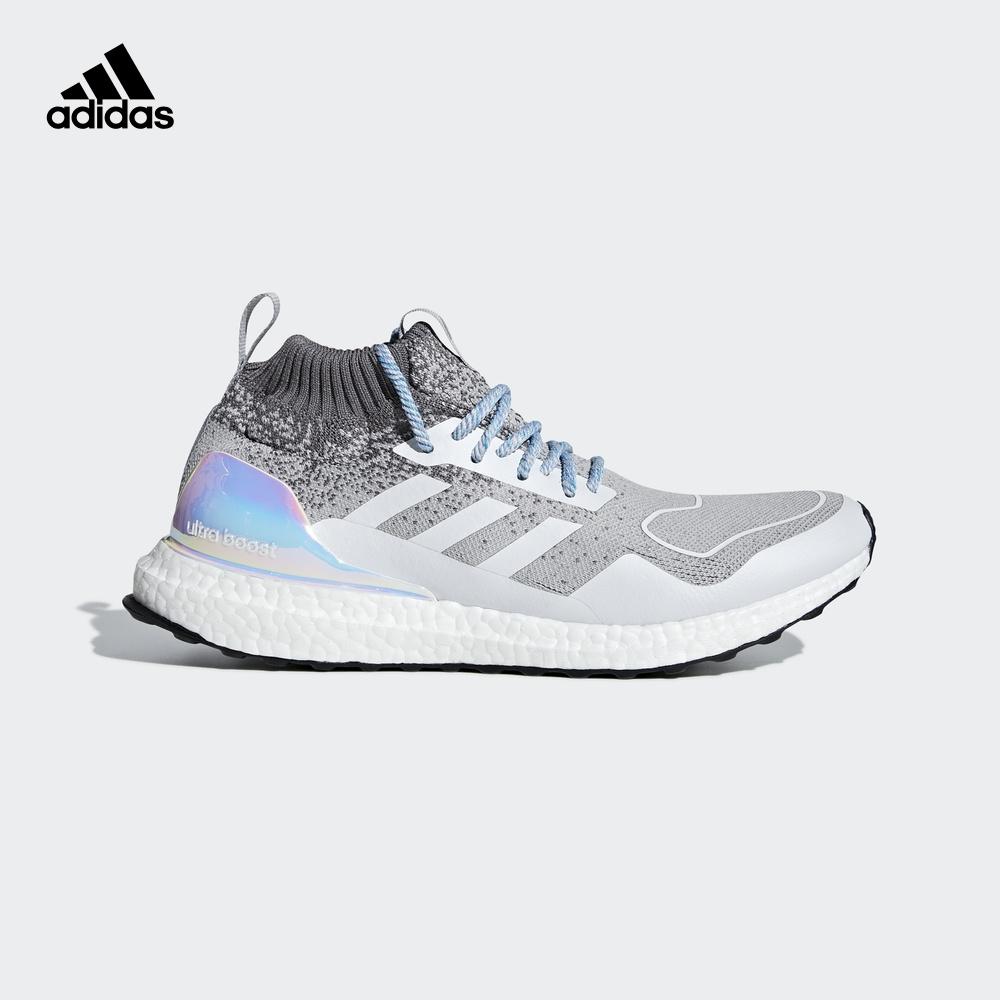 阿迪达斯官方 adidas UltraBOOST MID 男女跑步鞋EE3732
