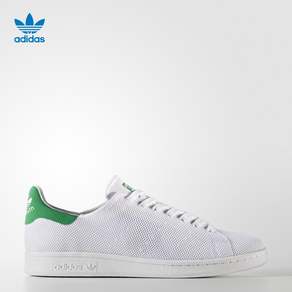 阿迪达斯adidas 官方 三叶草 男子 STAN SMITH 经典鞋
