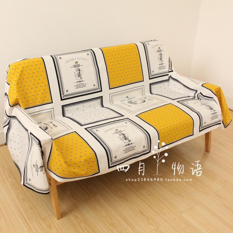 沙发罩沙发罩格子