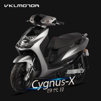 威科力电摩款四代目劲战踏板电动车高端电动摩托车高速电瓶车