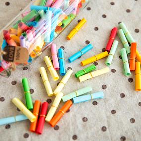 包邮漂流瓶彩色许愿小纸卷星星瓶纸条情书纸条爱情蜜语条迷你信纸