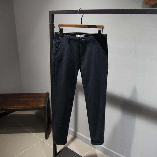 版型弹力棉休闲裤