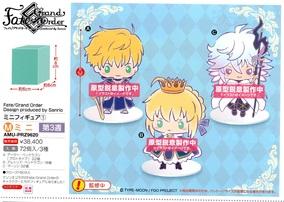【猫受屋】FuRyu 景品 Fate/Grand Order 迷你手办 Sanrio 全3种