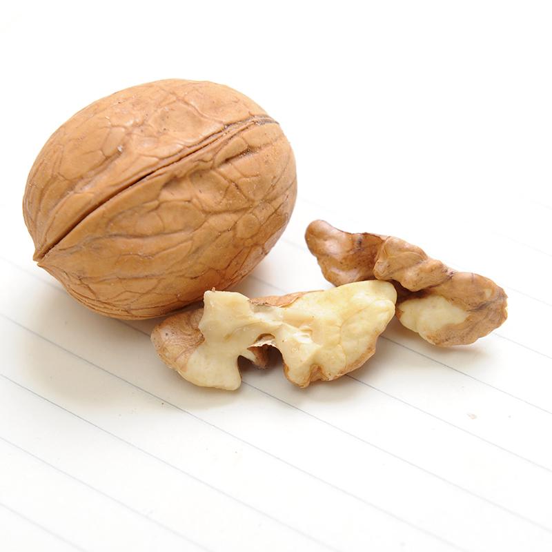 九都纸皮核桃 五斤装2500g 薄壳新疆熟核桃大核桃 椒盐奶香