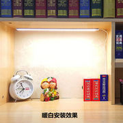 220V high pressure ultra-thin LED cabinet lights porch hanging cabinet wine cabinet bottom lamp kitchen mirror headlights wardrobe shoe light strip