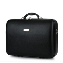 Business travel briefcase, briefcase, suitcase, single shoulder bag, computer password box, instrument and equipment, Bill boarding box.