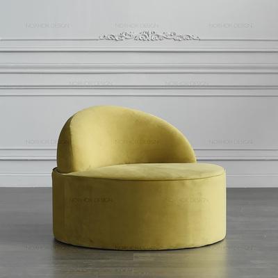 北欧表情/法式/比利时objectum/现代乡村/芙昂蒂丝绒单人沙发Z多少钱
