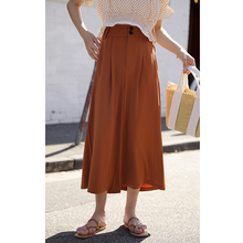 Recalling the Old and New Type of 2009 Two-color Loose Drop Sense Broad-legged Pants Spring Trousers Children Leisure Calendar Star K4519