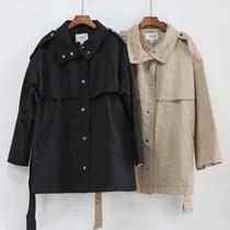 905防晒衣女中长款春夏季披肩外套宽松雪纺罩衫空调衫开衫2019